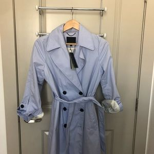 Lavender Trench Coat! So Chic!!!